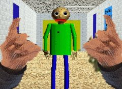 Baldi's Basics in Education and Learning Game Play Online